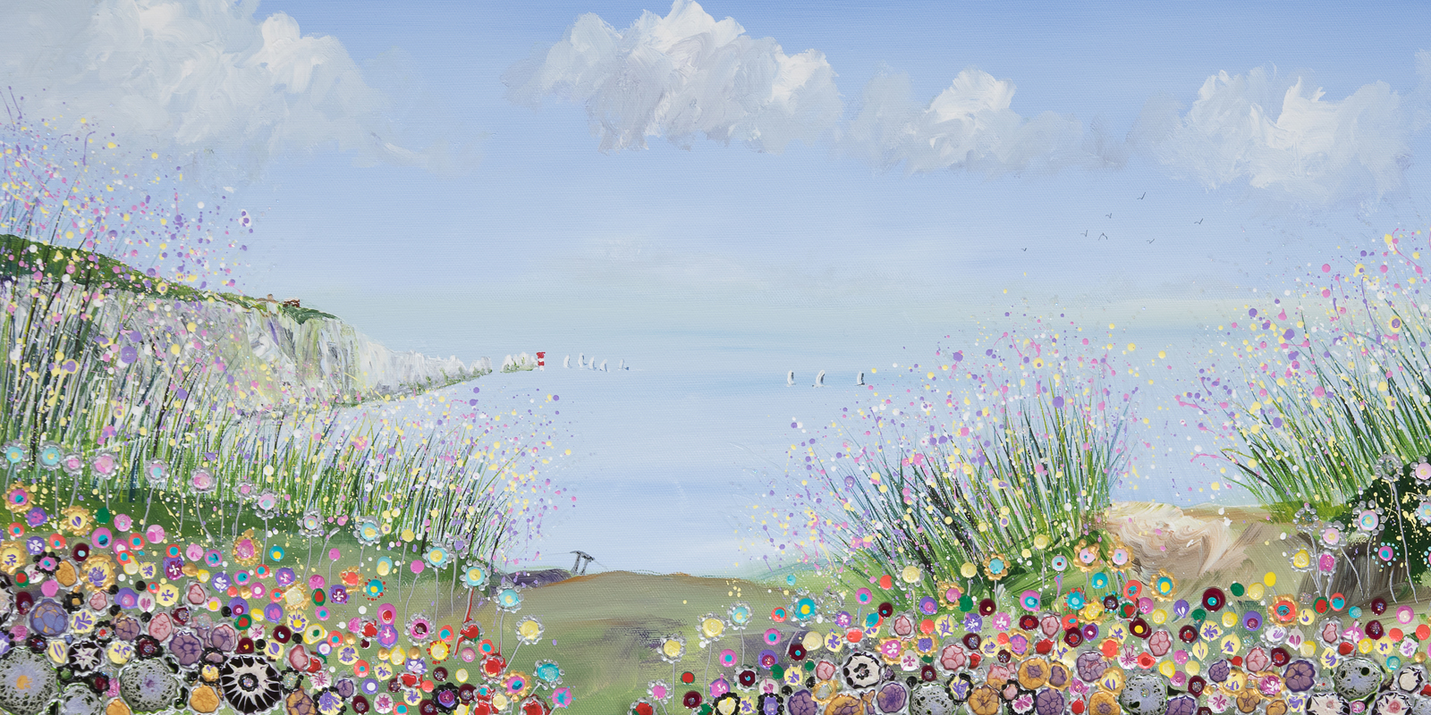 Julia Tanner Art, Isle of Wight Artist