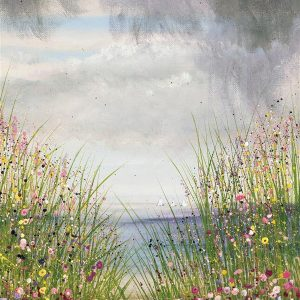 Beside the Seaside Greetings Card