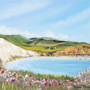 Compton Bay, The Isle of Wight - Fine Art Print