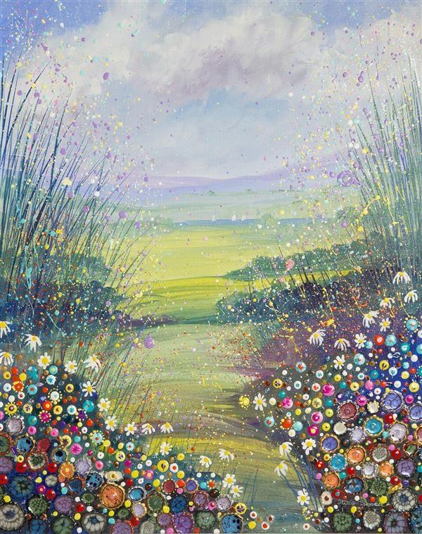 Lake View - Fine Art Print