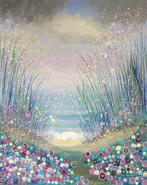 Seaside Pastels - Fine Art Print