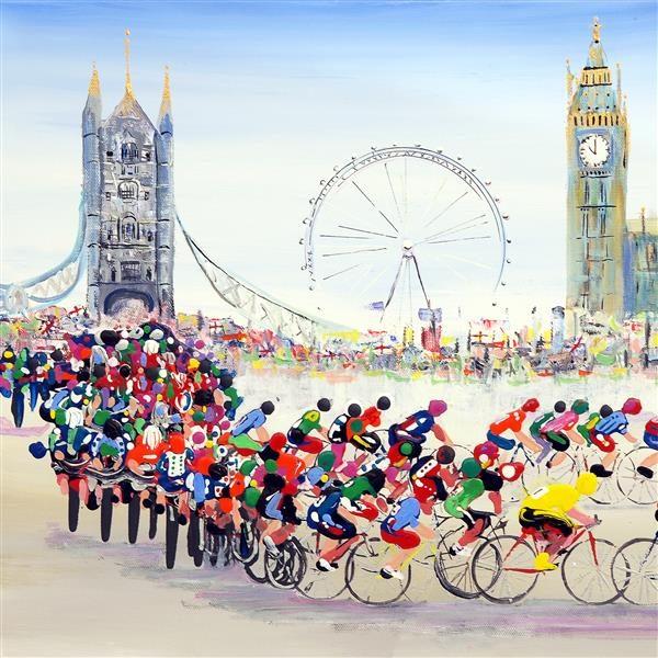 The Tour of Britain Coaster