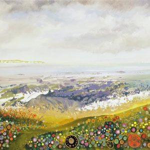Coast Path Fine Art Print