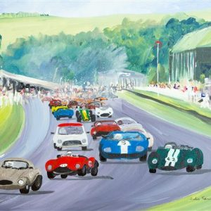 Goodwood Greetings Card