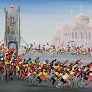 London to Brighton - Fine Art Print