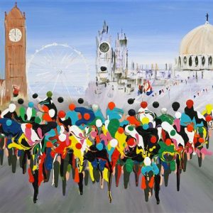 Ride London - Fine Art Print