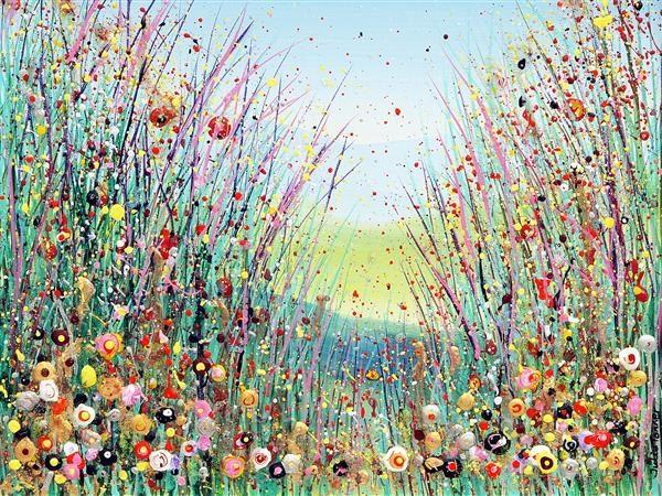 Summer Meadow - Fine Art Print