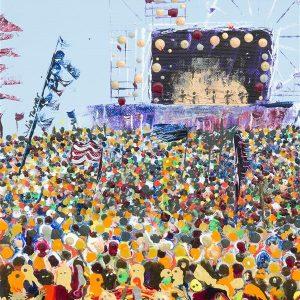 The Festival - Fine Art Print