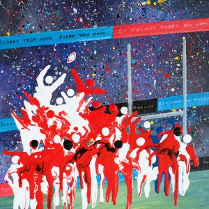 rugby picture six nations art