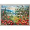 Julia Tanner Art calendar 2021