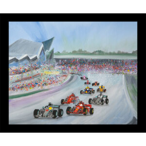 formula one Grand Prix table mat placemat