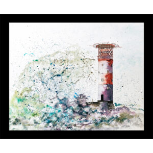 the needles lighthouse Isle of Wight table mat placemat