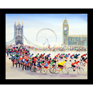 cycling table mat
