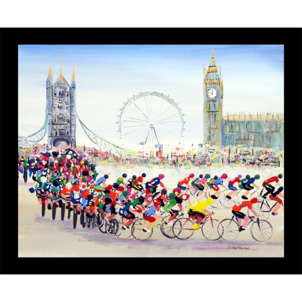 cycling table mat