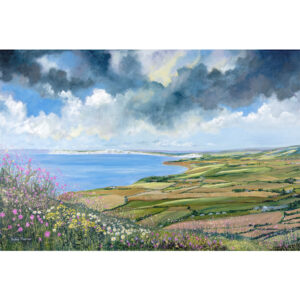 west wight original painting