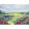 the November image in the 2022 Julia Tanner Art fine art calendar