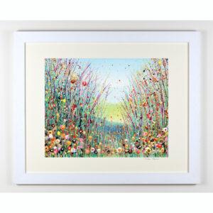 giclee print wall art framed