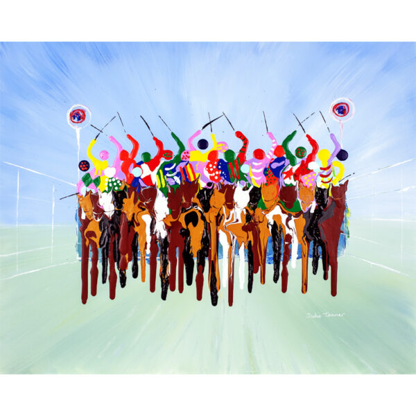 an-original-painting-of-an-abstract-horse-race-using-poured-acrylic-paint